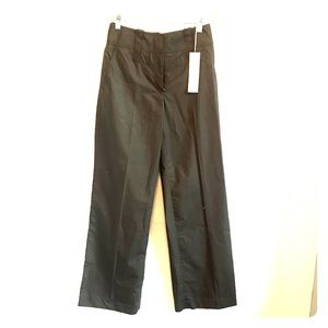 Worth Collection Cotton Army Green Trousers